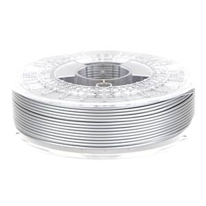 PLA/PHA Filament - glänzend silber - 2,85 mm - 750 g COLORFABB