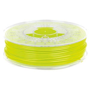 PLA/PHA Filament - fluorescent green - 1,75 mm - 750 g COLORFABB
