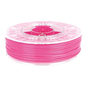 PLA/PHA Filament - fluorescent pink - 2,85 mm - 750 g COLORFABB