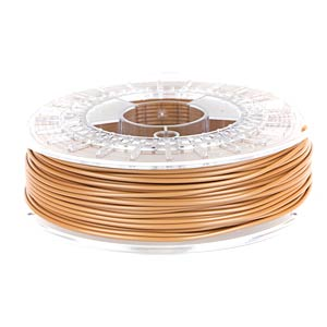 PLA/PHA Filament - light brown - 2,85 mm - 750 g COLORFABB