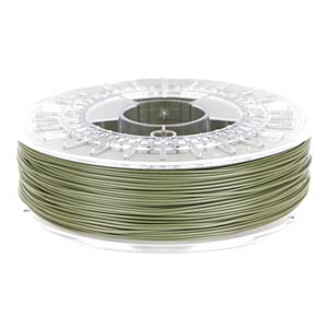 PLA/PHA Filament - olive green - 1,75 mm - 750 g COLORFABB