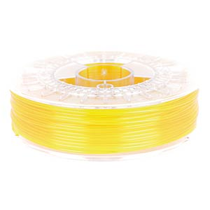PLA Filament - TR yellow TRP - 1,75 mm - 750 g COLORFABB