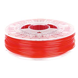 PLA Filament - TR red TRP - 2,85 mm - 750 g COLORFABB