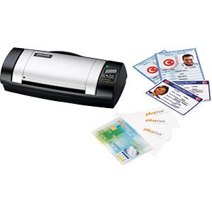 Scanner, Visitenkarten, Duplex PLUSTEK 0282