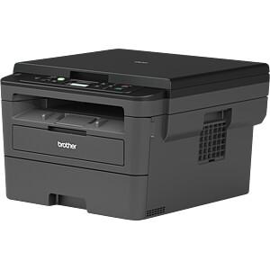 Laserdrucker, Multifunktion, mono, LAN, 30 S/min, inkl. UHG BROTHER DCPL2530DWG1