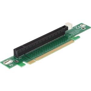 Riser Karte PCIe x16, gewinkelt 90° DELOCK 89105