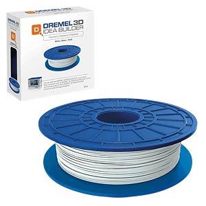 PLA Filament - weiß - 1,75 mm - 0,5 kg DREMEL 2.615.3D0.1JA