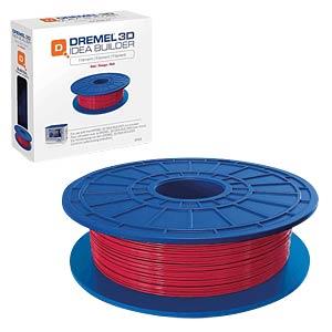 PLA Filament - red - 1,75 mm - 0,5 kg DREMEL 2.615.3D0.3JA