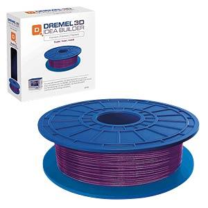 PLA Filament - violett - 1,75 mm - 0,5 kg DREMEL 2.615.3D0.5JA