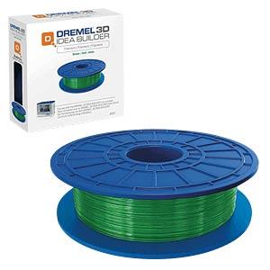 PLA Filament - grün - 1,75 mm - 0,5 kg DREMEL 2.615.3D0.7JA