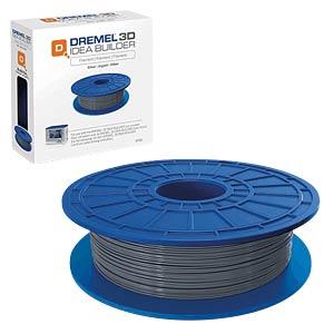 PLA Filament - silber - 1,75 mm - 0,5 kg DREMEL 2.615.3D5.0JA
