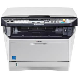 Three-in-one multifunction laser printer with LAN, duplex KYOCERA 1102PK3NL0