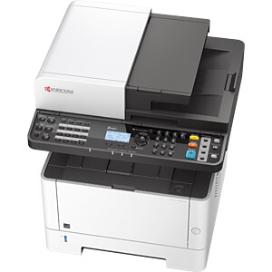 Laserdrucker, Multifunktion, mono, LAN, 35 S/min, inkl. UHG KYOCERA 1102S13NL0