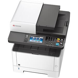 Laserdrucker, Multifunktion, mono, LAN, 35 S/min, inkl. UHG KYOCERA 1102SG3NL0