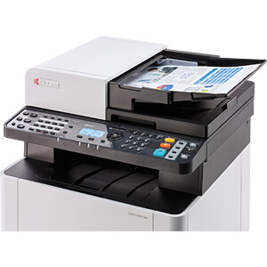 Drucker, Laser, 4 in 1, LAN, USB, Duplex KYOCERA 1102RA3NL0