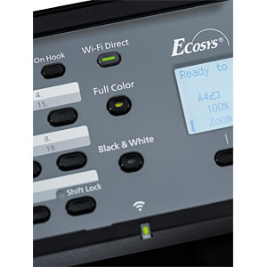 Drucker, Laser, 4 in 1, WLAN, USB, Duplex KYOCERA 1102R93NL0