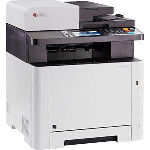 Laserdrucker, Multifunktion, Color, WLAN, USB, Duplex, inkl. UHG KYOCERA 1102R73NL0