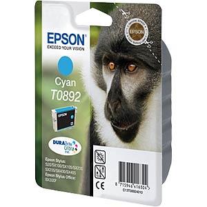 Tinte - Epson - cyan - T0892 - original EPSON C13T08924011