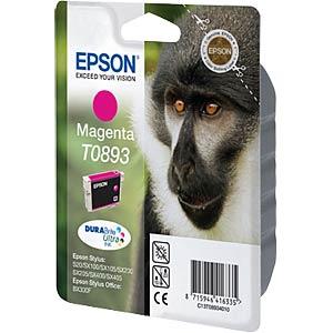 Magenta: Epson Stylus S20/SX100/SX200... EPSON C13T08934011