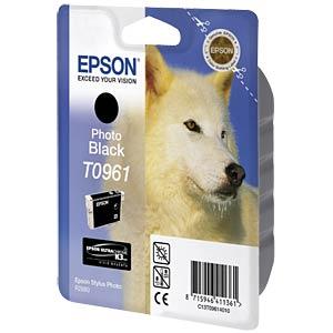Tinte - Epson - fotoschwarz - T0961 - original EPSON C13T09614010