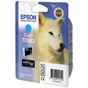 Cyan: Epson Stylus Photo R2880 EPSON C13T09624010