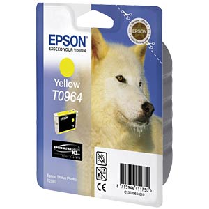Yellow: Epson Stylus Photo R2880 EPSON C13T09644010