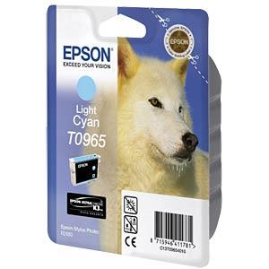 Light cyan: Epson Stylus Photo R2880 EPSON C13T09654010