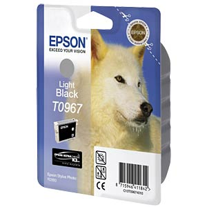 Light black: Epson Stylus Photo R2880 EPSON C13T09674010