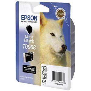 Matt black: Epson Stylus Photo R2880 EPSON C13T09684010