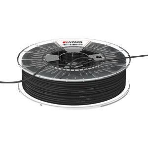 FlexiFil Filament - schwarz - 2,85 mm - 500 g FORMFUTURA 285FLEX-BLCK-0500