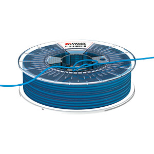 FlexiFil Filament - blau - 1,75 mm - 500 g FORMFUTURA 175FLEX-BLUE-0500