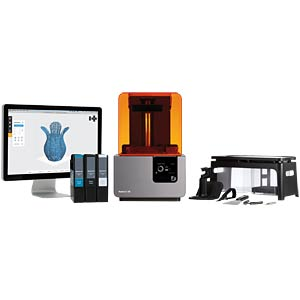 3D Printer with Stereolithography Technology FORMLABS F2-PKG-C