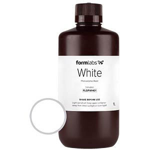 Resin - white - 1 l FORMLABS