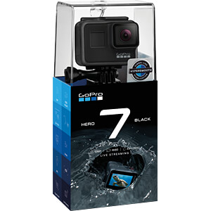 Action Cam, GoPro Hero7 Black GOPRO CHDHX-701-RW