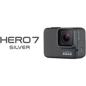 Action Cam, GoPro Hero7 Silver GOPRO CHDHC-601-RW