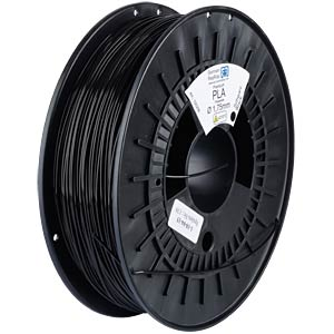 PLA Filament - black - 1,75 mm GERMAN REPRAP 100256