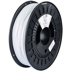 PLA Filament - weiß - 1,75 mm GERMAN REPRAP 100257