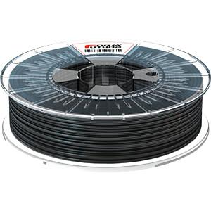 HDglass Filament - verblendetes schwarz - 1,75 mm - 750 g FORMFUTURA 175HDGLA-BLBLCK-0750