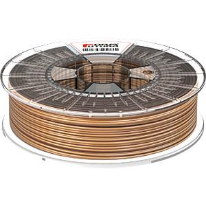 HDglass Filament - verblendetes bronze - 1,75 mm - 750 g FORMFUTURA 175HDGLA-BLIBRZ-0750
