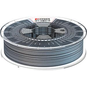 HDglass Filament - verblendetes silber - 2,85 mm - 750 g FORMFUTURA 285HDGLA-BLISLV-0750