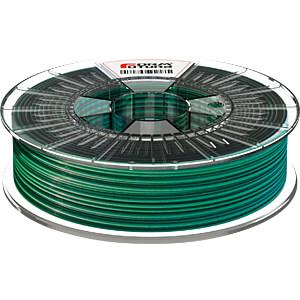 HDglass Filament - verblendetes pearl grün  - 2,85 mm - 750 g FORMFUTURA 285HDGLA-BLPGRE-0750