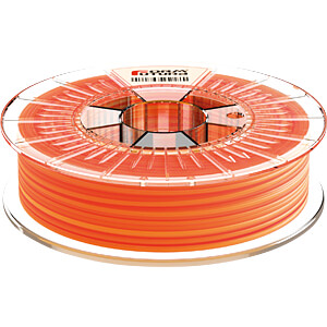 HDglass Filament - Fluor orange stained - 2,85 mm - 750 g FORMFUTURA 285HDGLA-FLRSTA-0750