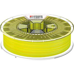 HDglass Filament - Fluor gelb stained - 1,75 mm - 750 g FORMFUTURA 175HDGLA-FLYLST-0750