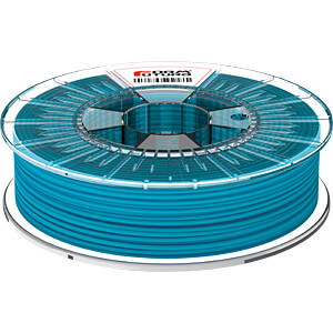 HDglass Filament - verblendetes hell blau - 1,75 mm - 750 g FORMFUTURA 175HDGLA-LIBLUE-0750