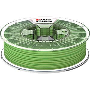 HDglass Filament - verblendetes hell grün - 2,85 mm - 750 g FORMFUTURA 285HDGLA-LIGREE-0750