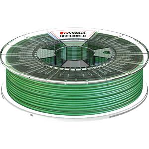 HDglass Filament - pastel grün stained - 2,85 mm - 750 g FORMFUTURA 285HDGLA-PASGRE-0750
