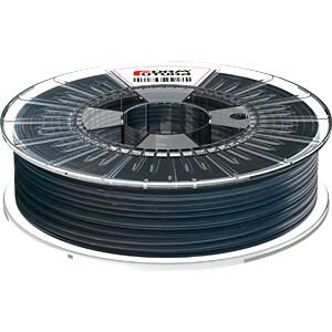 HDglass Filament - durchsichtig schwarz - 1,75 mm - 750 g FORMFUTURA 175HDGLA-STBLA-0750