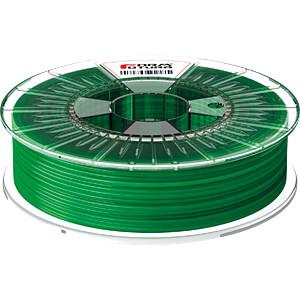 HDglass Filament - durchsichtig grün - 1,75 mm - 750 g FORMFUTURA 175HDGLA-STGRE-0750