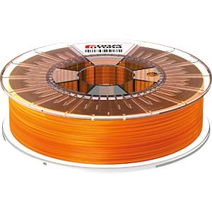 HDglass Filament - durchsichtig gelb - 1,75 mm - 750 g FORMFUTURA 175HDGLA-STYEL-0750