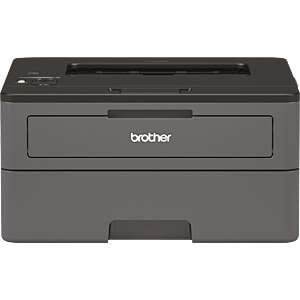 Laserprinter in zwart-wit, LAN, 34 S/min, Duplex BROTHER HLL2370DNG1